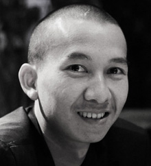 Headshot of Li Jian