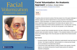 """Facial Volumization: An Anatomic Approach"" is out!"