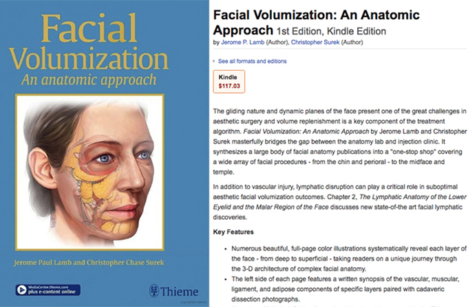 """Read more about the article """"Facial Volumization: An Anatomic Approach"""" is out!"""