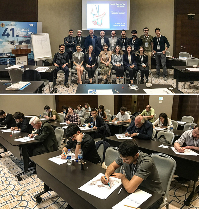 Read more about the article Visual communication workshop for Plastic surgeons